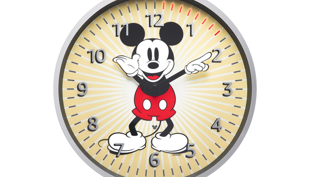 Alexa joins the Mickey Mouse Club with a new version of the Amazon Echo Wall Clock