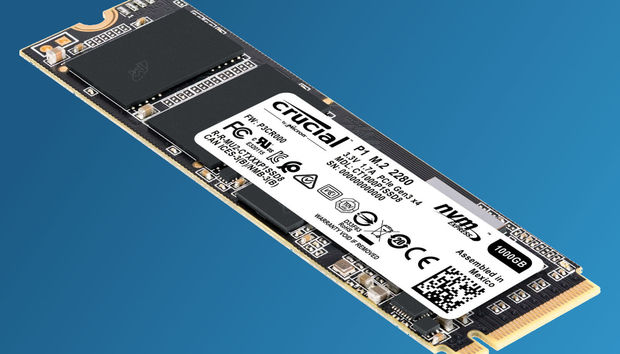 Crucial P1 NVMe SSD review: Fantastic value for the average user, but not for pros