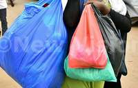 Reinstating the ban on polythene bags starts today
