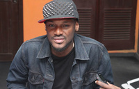 Nigerian police block protest called by music star