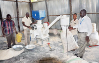 Low demand for maize flour, other commodities