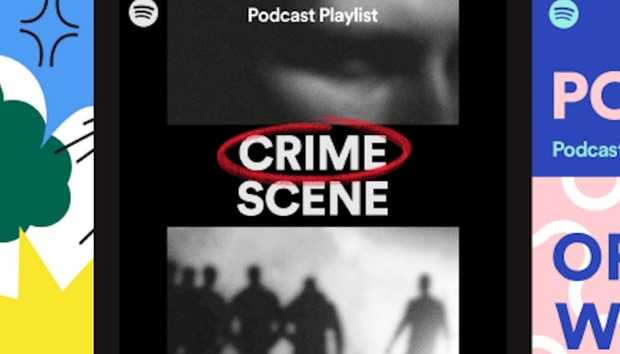 Spotify rolls out curated podcast playlists for true crime fanatics, foodies, and more