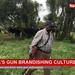 Uganda's gun brandishing culture