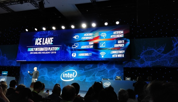 Intel CEO Swan says chip shortages will never happen again on his watch