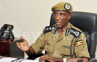 Kayihura introduces OWC in campaigns against insecurity