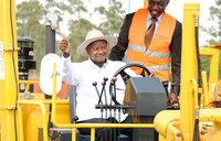 Museveni wants UNRA to develop construction unit