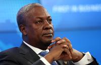 Ghana opposition picks ex-president Mahama to run in 2020