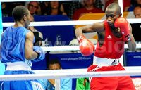 Two Ugandan boxers one win away from medals in Glasgow