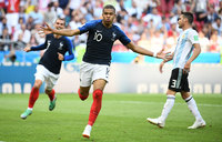 How France knocked Argentina out of 2018 World Cup
