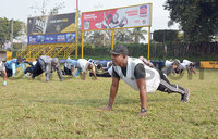 Exercise and keep non-communicable diseases at bay