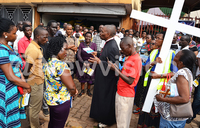 Don't lose hope over problems -  Msgr Kalumba