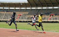 Athletics national trials a 'wakeup call'