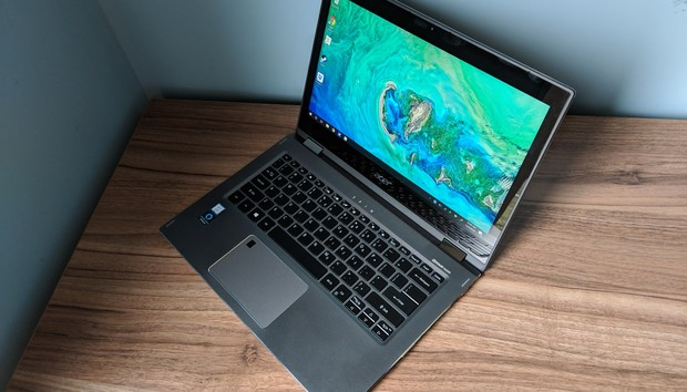 Acer Spin 5 review: What it's like to have Amazon Alexa in a laptop