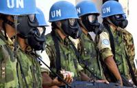 France wants UN police force in Burundi