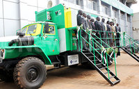 Bank of Africa launches bank on wheels