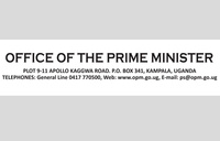 Notice from Prime Minister's Office