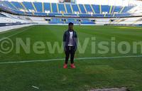 Visa hiccup hampers Kizito's move to Malaga
