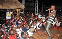 Chameleone, Bebe Cool battle for Mukono revelers