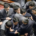 Hong Kong independence duo given jail term for parliament chaos