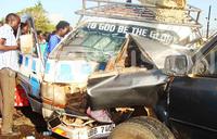Three killed in Kamdini accident
