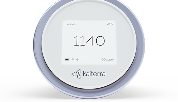 Kaiterra Laser Egg+ CO2 review: an improved air quality monitor