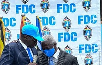 Biriggwa pulls out of race, endorses Amuriat as FDC presidential flagbearer