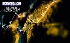 Investment Week's results round-up