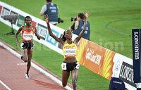 Museveni congratulates gold winner Chesang