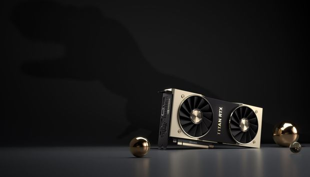 Meet T-Rex: Nvidia's Titan RTX is the new graphics card mega-monster