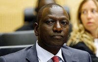 Gunmen attack home of Kenya's deputy president