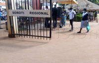 Patients flee Soroti hospital after admission of 4 corona cases