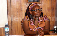 Stella Nyanzi teaching in Luzira Prison