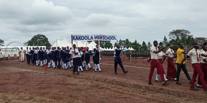 akoola igh chool was also represented at the 39th  arehe ita celebrations