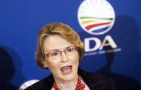 S.Africa opposition begins congress expected to elect black leader