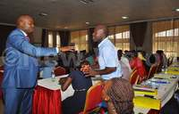 Minister clashes with CSOs, RDC over poor service delivery