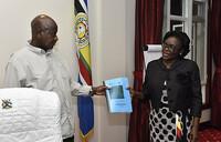 Museveni receives UNRA probe report