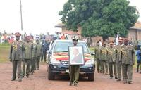 Prof. Nsibambi taken to his final resting place
