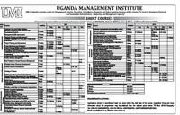 Uganda Managment Institute