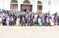 New ministers take oath at State House
