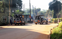 Security tight ahead of Besigye's defiance case