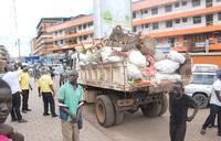 KCCA cracks down on fruit vendors to curb cholera