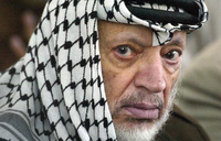 Palestinians say Israel 'only suspect' in Arafat death