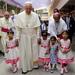 Myanmar social media anger after Pope uses 'Rohingya' word