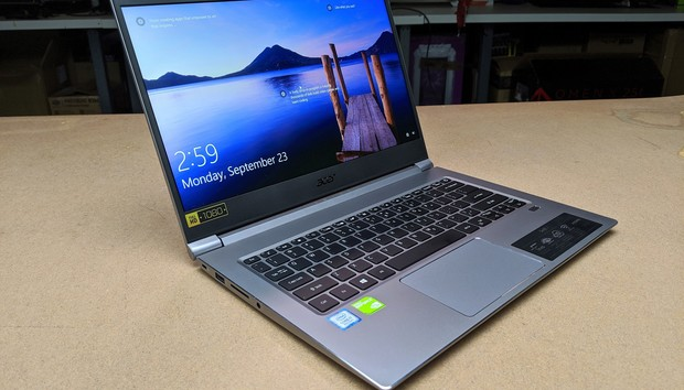 Acer Swift 3 (2019) review: This midrange notebook PC hides Nvidia graphics power