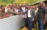 Bahati urges Ugandans to embrace saving