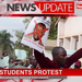 MUBS students protest