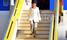 South Korea leader Park Geun-hye arrives in Uganda