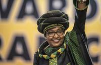 South Africa celebrates Winnie Mandela