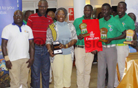 Ongwech, Tugume top Rotary Fundraising Golf tournament