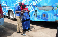 Hakiza earns millions from an online bus ticket booking business